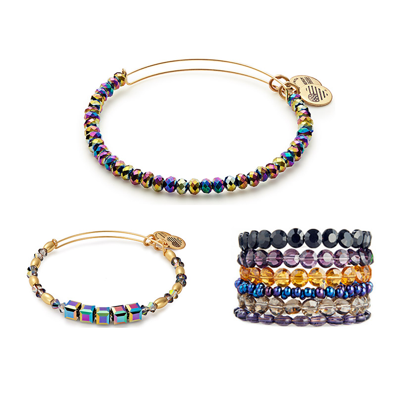 Alex and Ani Bracelet Collection for Winter