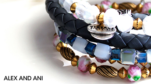 Alex and Ani for New Age Jewelry Designs