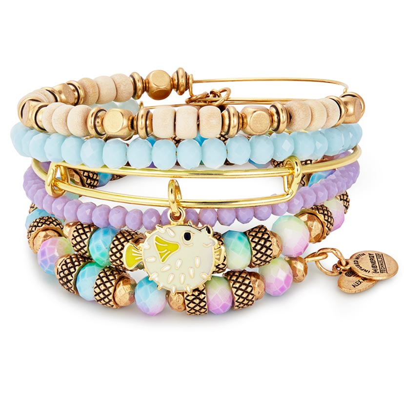 Alex and Ani New Designs for Summertime