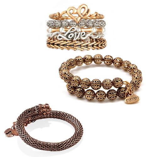 Alex and Ani Bracelet Collection