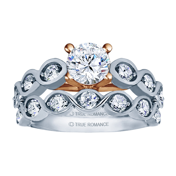 6 Different Types of Metal Bands Used For Diamond Rings