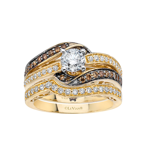 Engagement Ring Set for Brides to Be in Virginia North Carolina Areas