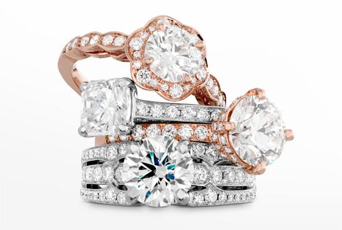 Pretty Engagement Rings in Danville VA