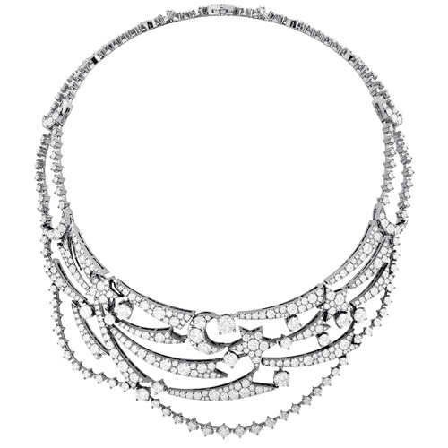 White Diamond Jewelry is Still the Favorite