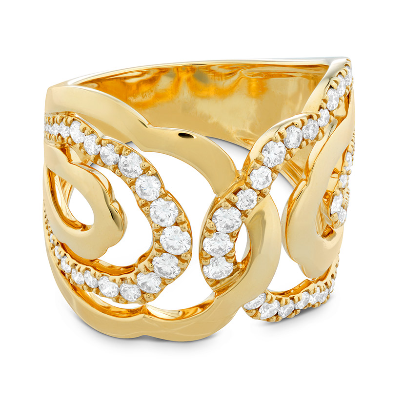 Diamond Rings from Hearts on Fire for Your Jewelry Wardrobe