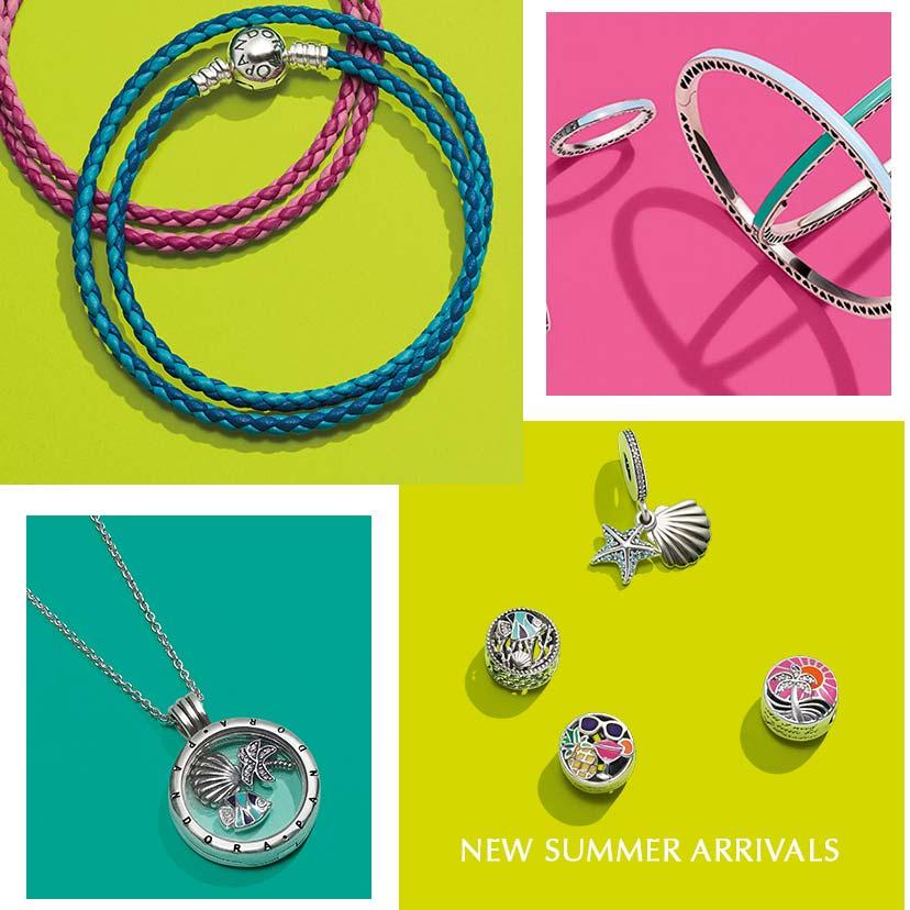 Pandora Summer Collection Now Available at Ben David Jewelers