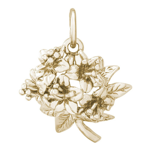 14 Karat Gold Charms are Little Treasures