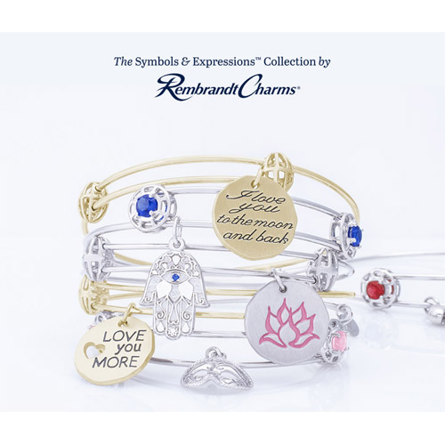 Silver Charms for Necklaces and Bracelets