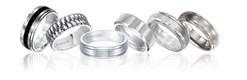 Unique Wedding Rings that are Rugged for Men
