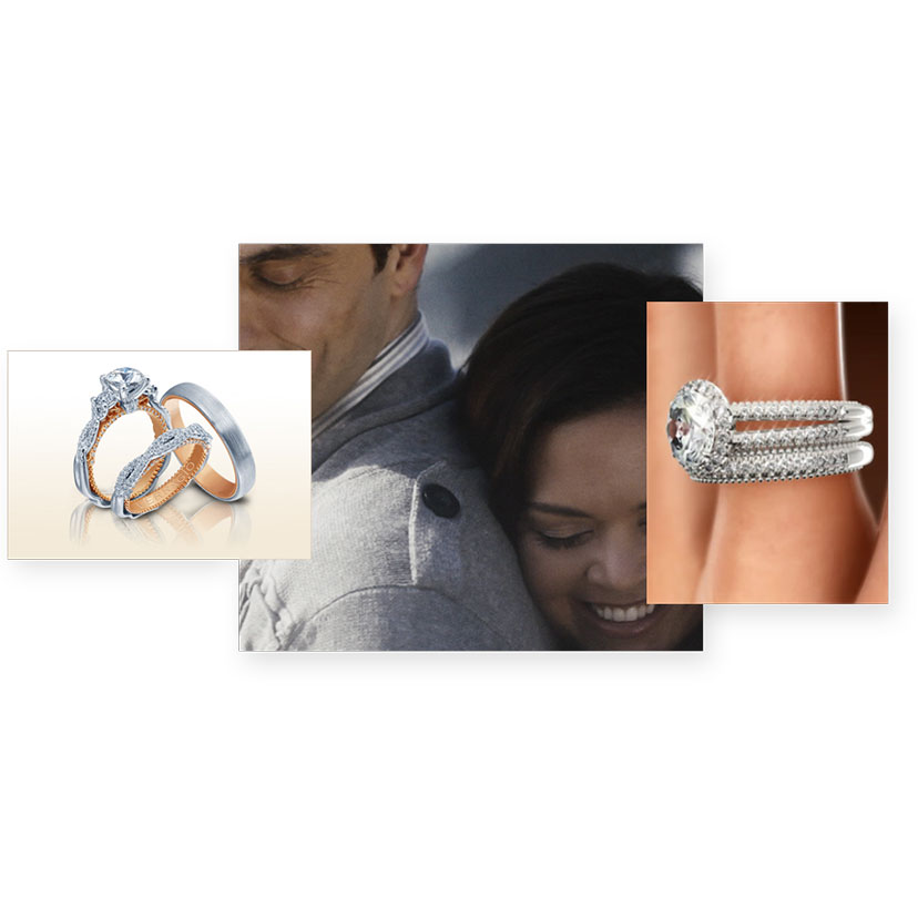 Spectacular Engagement Ring to Help Propose on Valentine's Day
