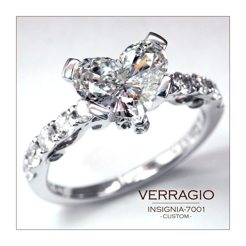 Heart Engagement Rings for a Romantic Proposal
