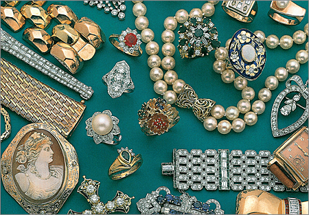 Ben David Jewelers - Estate Jewelry