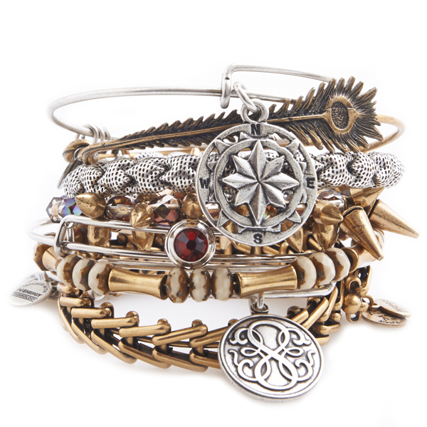 Alex and Ani bracelets are now available to South Boston resident.