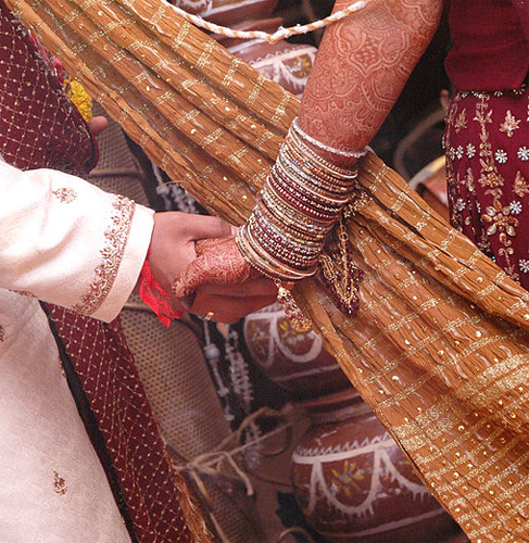Gold jewelry might be limited in India for wedding gifts