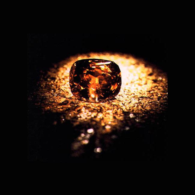 Famous chocolate diamonds