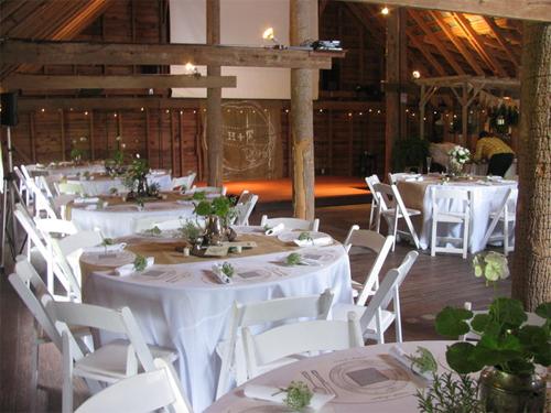 Barn Reception Wedding Ideas