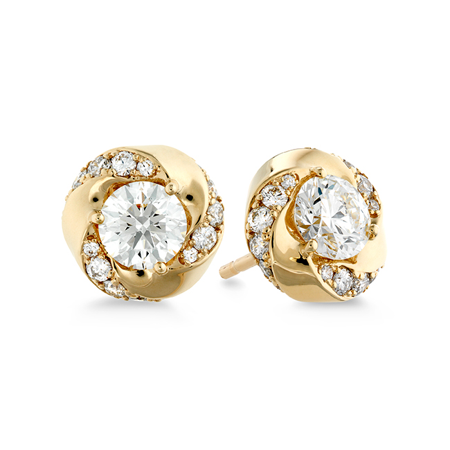 Online Jewelry Appraisal for Diamond Stuf earrings.