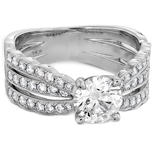 Jewelry insurance should be purchased for this engagement ring as soon as it is in your hands.