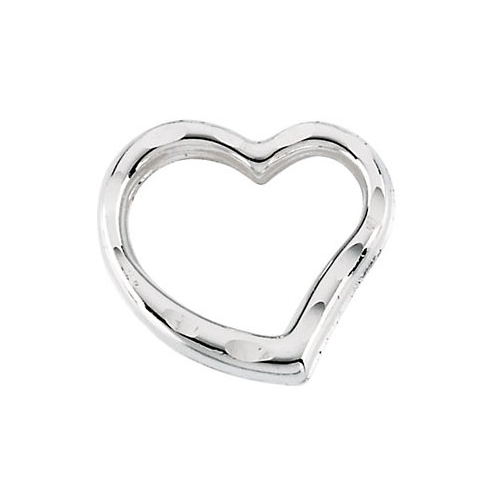 Jewelry and watches gifts like this heart pendant
