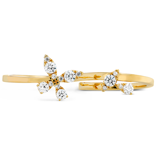 Ring from Aerial collection and availabe at Ben David Jewelry Store.