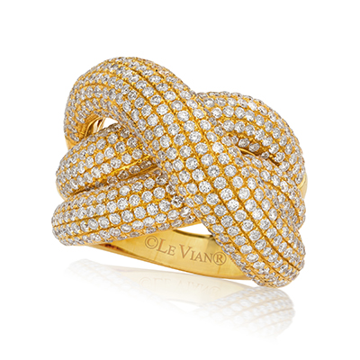 Anniversary ring designed by LeVian