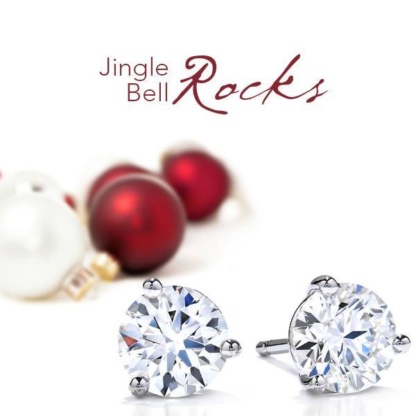 Merry Christmas from Ben David Jewelers with Hearts on Fire