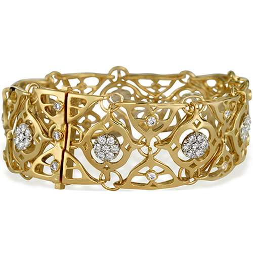 Holiday Gift Guide with diamond bracelet ideads