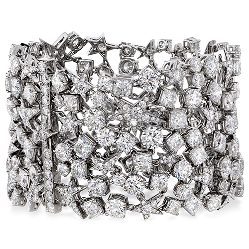 The Constellation diamond bracelet in Ben David Jeweler's Holiday Gift Guide