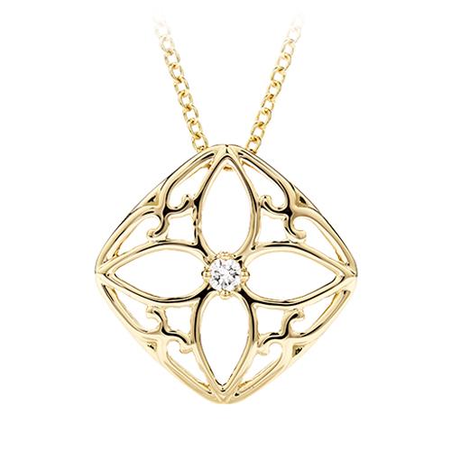 This diamond pendant is $1000 off its regular price