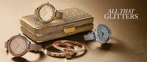 Holiday Gift Guide with ideas from Micahel Kors