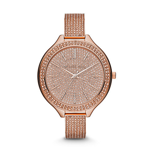 Holidy Gift Guide featuring ladies' watches from Michael Kors