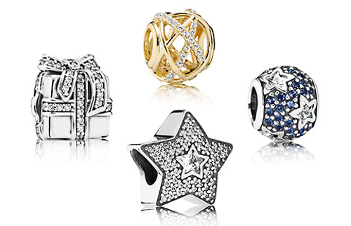 Pandora Bracelets is offering a free bead charm today