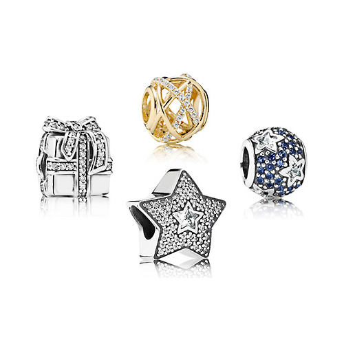 Pandora charms are great gift ideas for best friend.