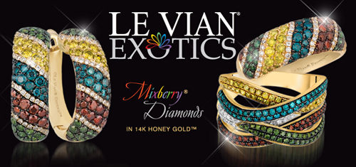 Last minute Christmas gifts designed by LeVian Jewelers