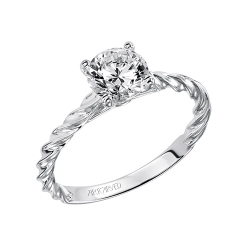 Ben David Jewelers sells ethical engagement rings.