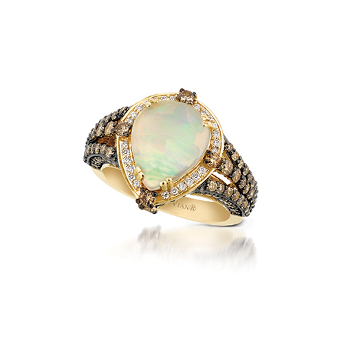 Unique Opal Ring from LeVian Jewelers