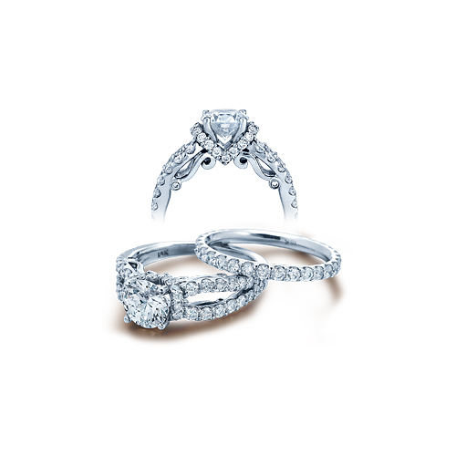 Ideas on how to get free engagement rings like this Verragio ring.