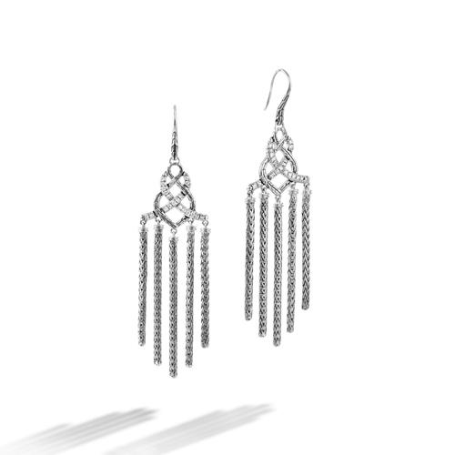 925 sterling silver earrings from John Hardy Company