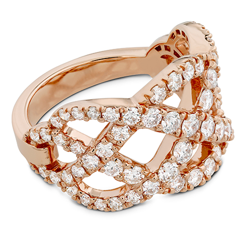 Hearts on Fire diamond ring.