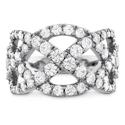 Diamond ring available at Ben David Jewelers in Danville, VA.
