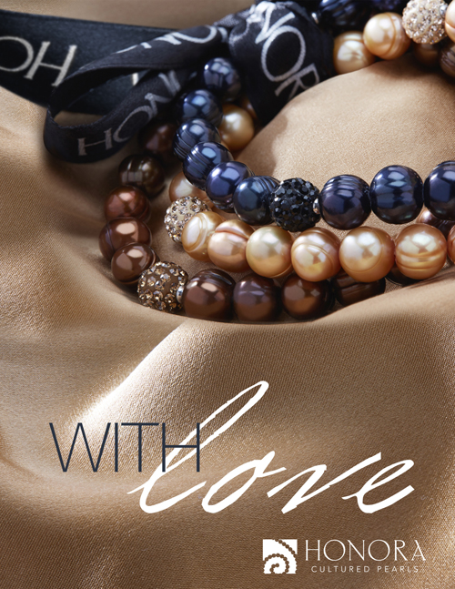 Show Your Love with a Valentine's Day Pearl Bracelet.