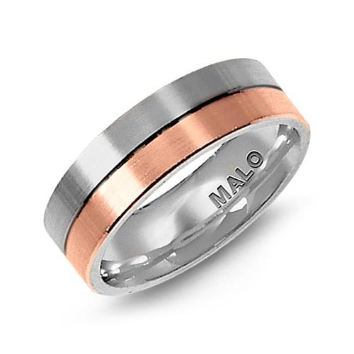 Malo designed men's gold jewellery.