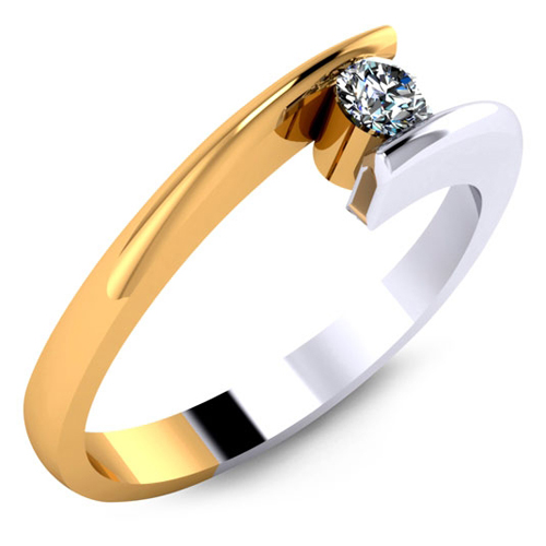 Malo Bands Engagement Ring