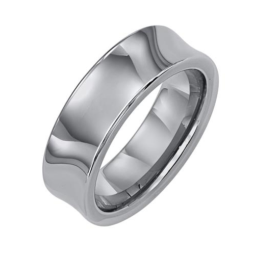 Unique wedding rings like this one from Triton.
