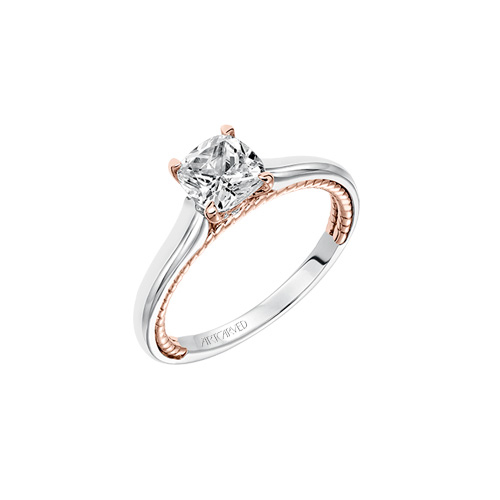 ArtCarved has very affordable diamond enagement rings.