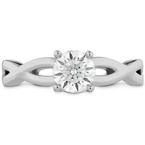 Ben David Jewelers sells new and used Hearts on Fire Engagement Rings