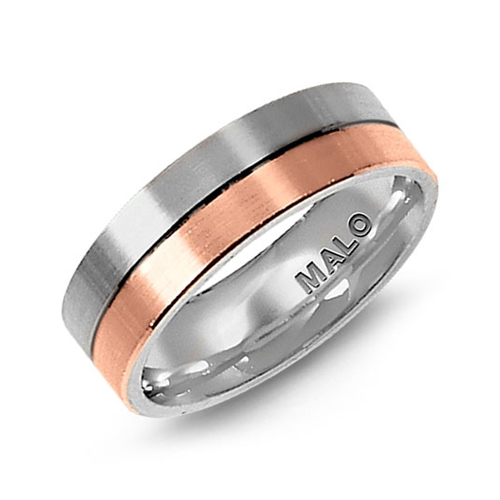 Malo designs affordable wedding rings.