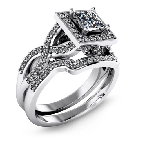 Malo offers many low cost engagement ring