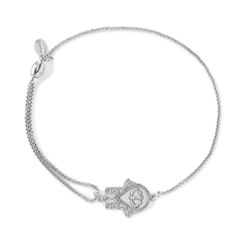 Alex and Ani offer pull chain bangle bracelets also.