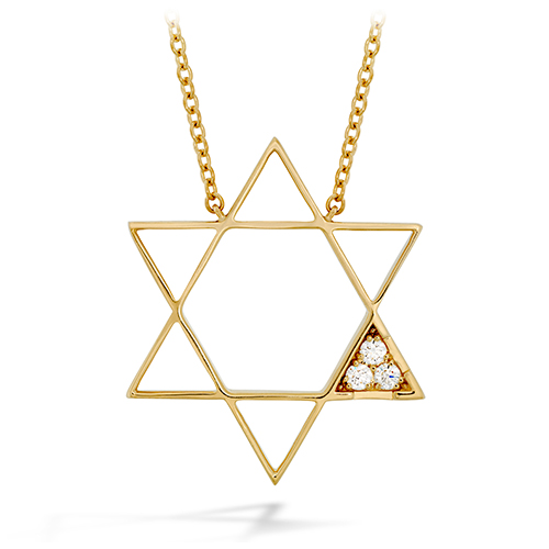 Star of David Pendant sold by Ben David Jewlers